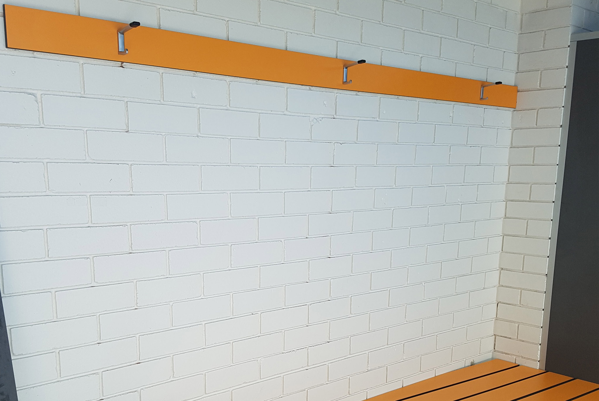 Dickson Pool Change Room Refurbishment – Dickson Aquatic Centre
