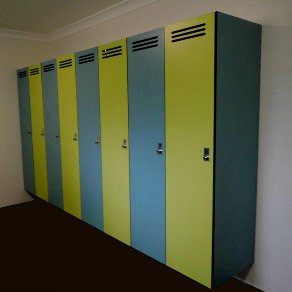 Duracube - Lockers