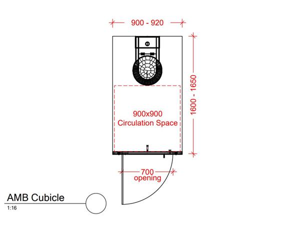 AMB Cubicle