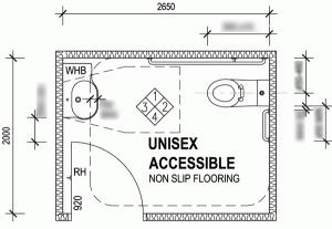 Accessible Toilet Complaint
