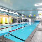 Leopold Swim School Partitions